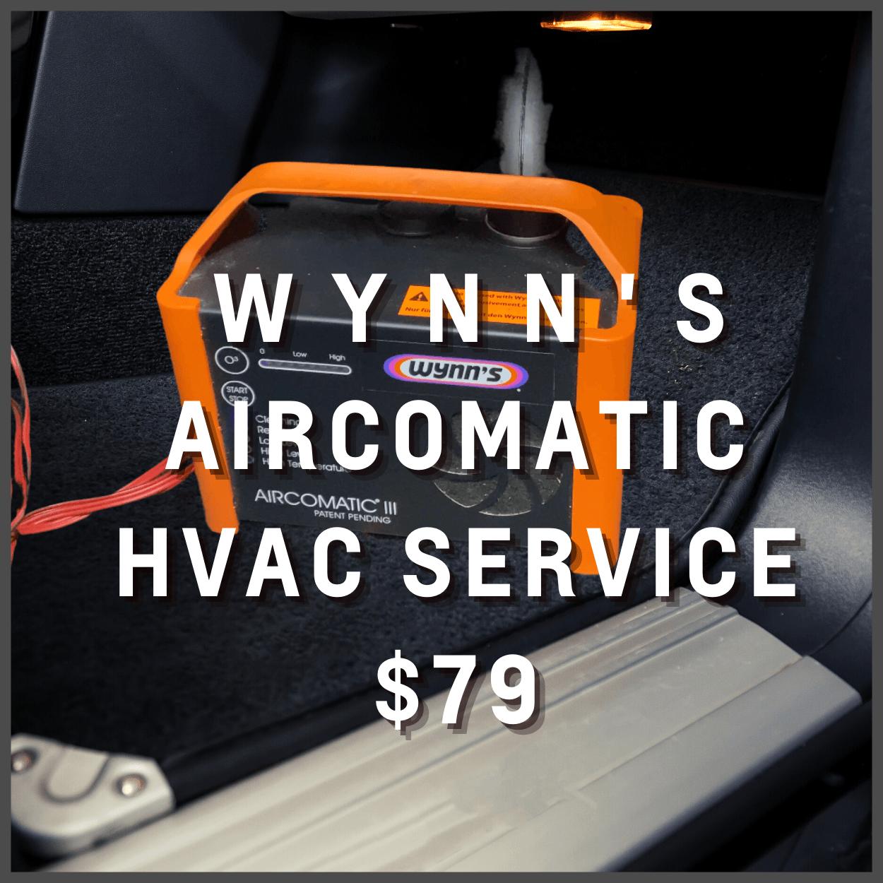 Aircomatic HVAC Service