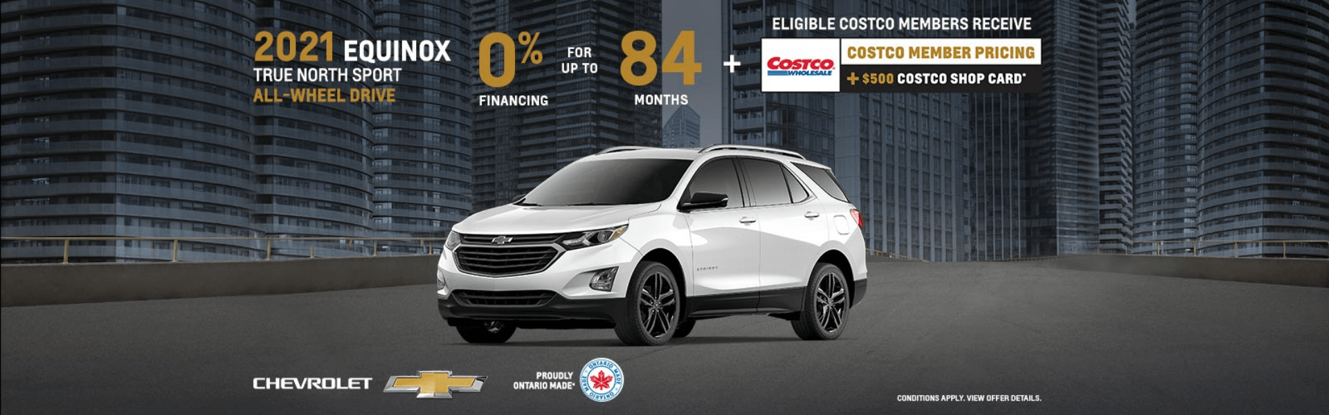 Equinox deals in Oshawa