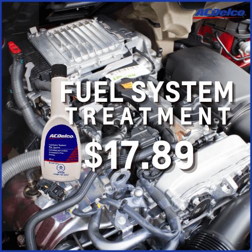 Fuel System Treatment