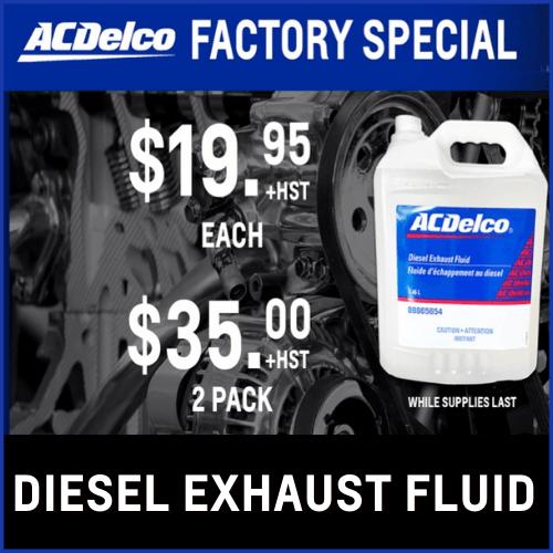 Diesel Exhaust Fluid Sale
