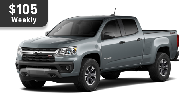 Chevrolet Colorado Z71 Oshawa