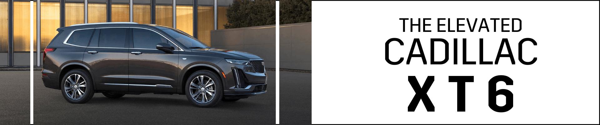 2021 Cadillac XT6 Oshawa