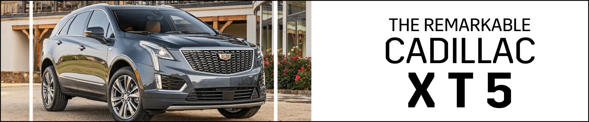 2021 Cadillac XT5 Oshawa