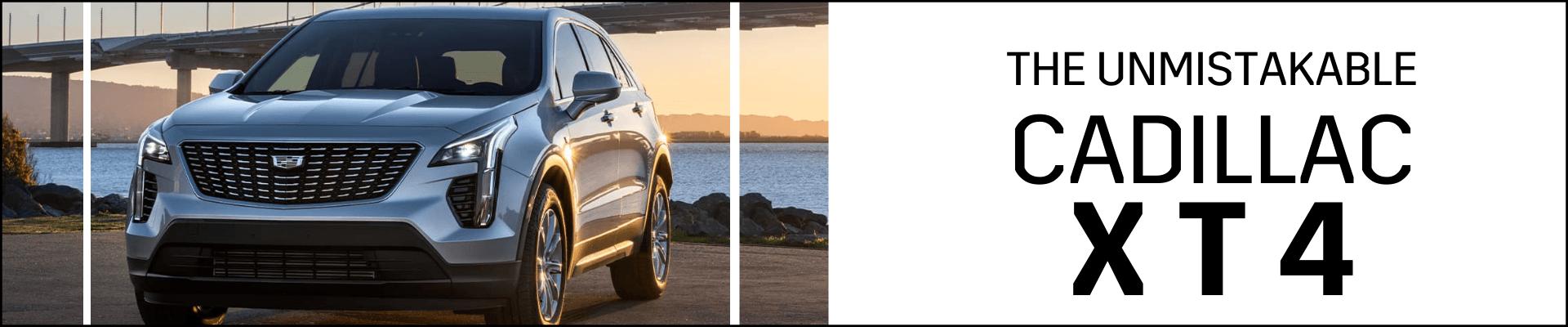 2021 Cadillac XT4 Oshawa