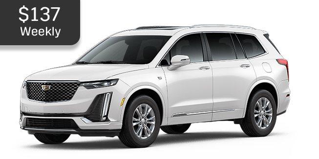 2021 XT6 Luxury Oshawa