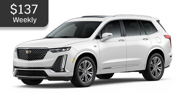 2021 Xt6 Preimium Luxury Oshawa