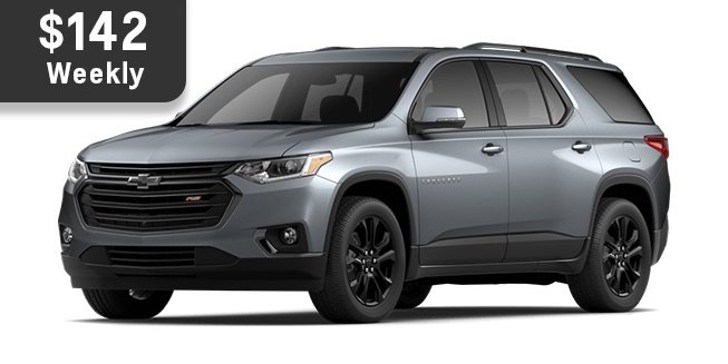 2021 TRAVERSE RS