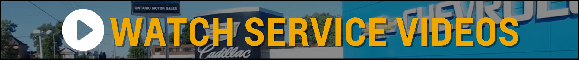 Watch OMS Service Videos
