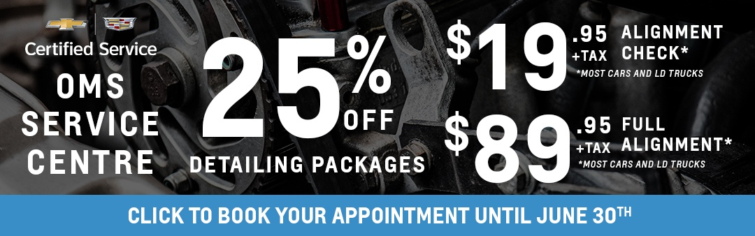 Detailing Packages Discount