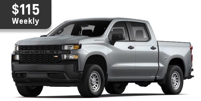 2021 Silverado Custom Oshawa