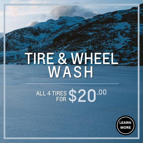 Tire and Wheel Wash Oshawa