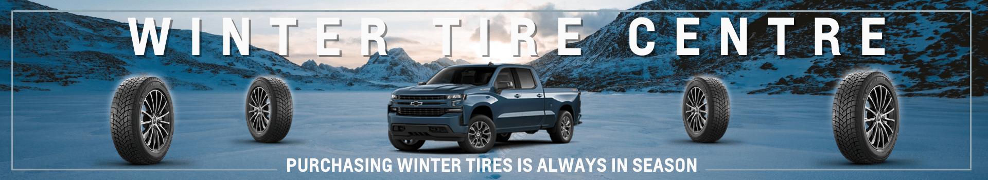 Winter Tire deals Oshawa