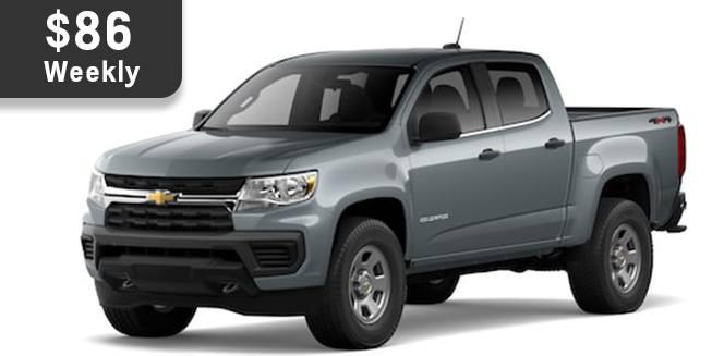 Chevrolet Colorado Oshawa