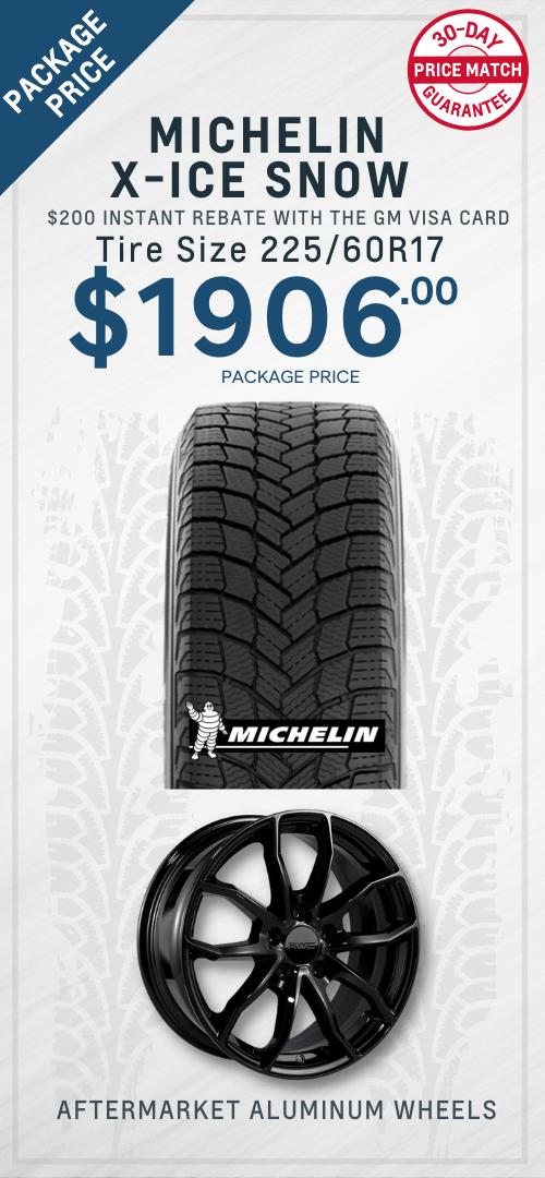 Trailblazer Michelin Tires Oshawa