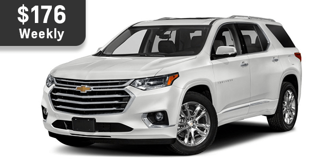 2022 TRAVERSE HIGH COUNTRY